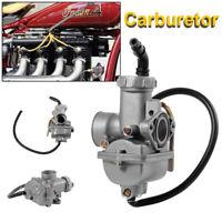 Carburetor CARB PZ20 50cc 70cc 90cc 110cc 125cc 135 ATV Quad Go kart SUNL T YF