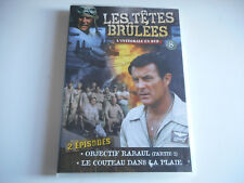 DVD - LES TETES BRULEES N°8 / 2 EPISODES - ZONE 2