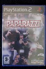 PS2 : PAPARAZZI - Nuovo, risigillato ! Diventa un vero paparazzo !