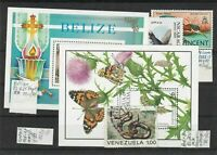 Selection of Mixed World Stamps - some Birds   Ref 31565