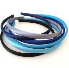 Accesorios azul para el cabello de niña