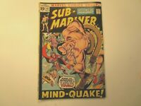 1971 SUB-MARINER # 43 IN FINE + CONDITION WITH TUVAL
