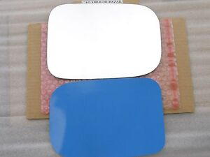 B216L Fits 73-02 CHEVY GMC VARIOUS MODEL Mirror Glass Passenger Side + Adhesive