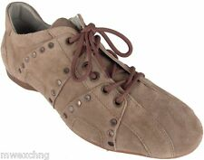 CESARE PACIOTTI US 10 STYLISH & TRENDY STUDDED SUEDE SPORT SHOES