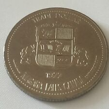 Niagara Falls Canadian Trade Dollar 1977 Niagara Falls Chamber of Commerce