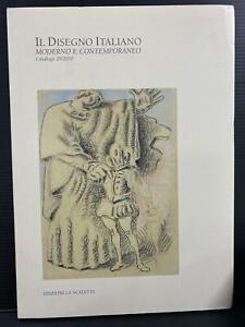 B14 IL DISEGNO ITALIANO MODERNO E CONTEMPORANEO catalogo 29 - la scaletta