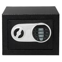 New Durable Electronic Steel Digital Safe Box Lock Home Office Home Security US