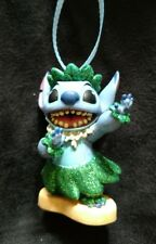 New Disney Lilo and Stitch-Hawaiian Hula Stitch Christmas Ornament