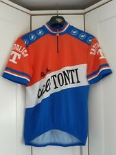 VINTAGE Castelli Cycle Jersey  - Size - Small