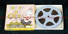 Rare 1940s Castle Films FUN TIME AT THE CIRCUS 5½ inch reel 8mm film