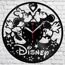Minnie Mouse Disney Vinyl Record Wall Clock Original Gift Wanduhr 12'' 30cm 3867