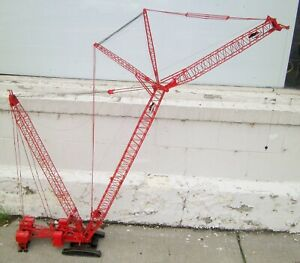 Manitowoc 18000 Crawler Crane for TWH 1:50 Scale DIECAST MODEL NO RESERVE !
