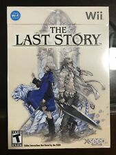 The Last Story Brand New Sealed Limited Edition