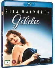 Gilda (1946 Rita Hayworth ) (Region Free) Blu Ray