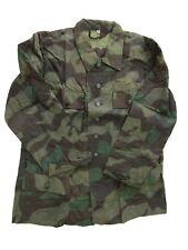 Reproduction German WW2 splinter pattern jacket size 44 Chest