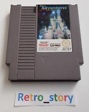Nintendo NES - Disney Adventures In The Magic Kingdom - PAL - FRA