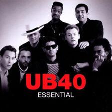 UB 40 - Essential (Best Of / Greatest Hits) - CD - NEU/OVP