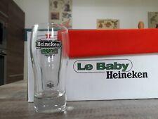 6 verres à bière HEINEKEN 15 CL  BABY