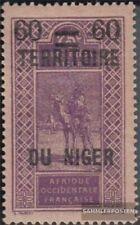 Frans-Niger 25 met Fold 1922 Tuareg