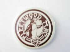 Vintage Fleetwood Mac Warner Brothers Promotional Button Pinback