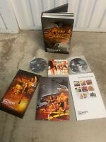 Insanity 60 Day Total Body Workout 13 DVD Set Beachbody Meal Plan + Pro Team