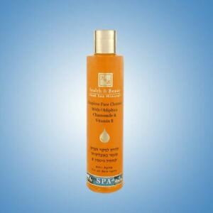 Health and Beauty Soapless Face Cleanser with Obliphicha PH 5.5