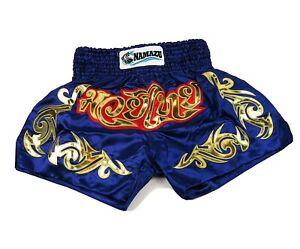 Namazu Boxing Trunks Muay Thai MMA Fighting Size XL Purple