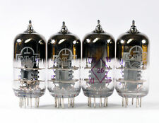 4 x 6S4P-DR / EC86 / PC86 MIL SPEC TRIODE FROM REFLEKTOR. 4 NEW TUBES NOS OTK