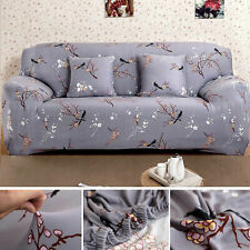 TWO SEATER SOFA / COUCH COVER GREY