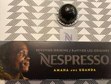 Nespresso Coffee VertuoLine Uganda 1 sleeve (10 pods)
