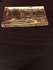 Old Postcard The Dingle Shrewsbury