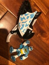 Imaginext Artic Batman with snowmobile (DC Super Friends, Fisher-Price)