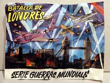 MONTAPLEX Sobre Guerras Mundiales BATALLA DE LONDRES 2ªGM aviones años 70 airfix