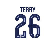 Terry 26 2016-17 Chelsea Fa Cup Third Football Nameset for shirt