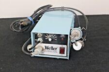 Weller D1201 De Soldering Iron And Station