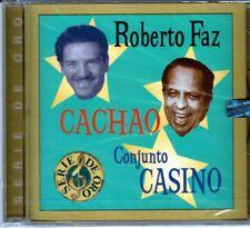 Roberto Faz- Cachao- Conjunto Casino   Serie de Oro  BRAND NEW SEALED  CD