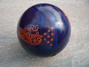 Boule bowling Lev RG response