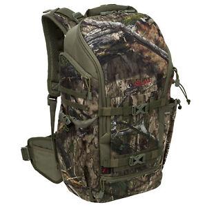 Fieldline Pro 37 Ltr Pursuit Gear Camo Hunting Backpack, Unisex, Green