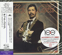 CHICK COREA-MY SPANISH HEART-JAPAN SHM-CD C94