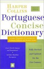 Collins Portuguese Concise Dictionary 2e (HarperCollins Concise-ExLibrary