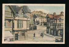 Cumbria Westmorland BOWNESS-ON-WINDERMERE c1900s? PPC some spotting