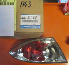 original Mazda 6 (GG),GJ6A-51-180E,Rücklicht,Rückleuchte,links,Heckleuchte