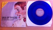 "Ian Mcnabb - Go Into The Light 12"" Blue Vinyl"