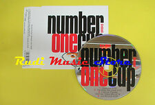 CD Singolo NUMBER ONE CUP Divebomb 1996 FLYDADDY BRRC 10032 no lp mc dvd (S14)