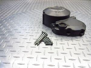 2012 11-13 DUCATI MONSTER 796 OEM CLUTCH COVER ENGINE MOTOR CASE PANEL