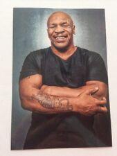 Mike Tyson Printed Photo 6x4