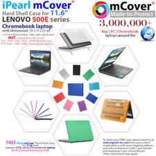 """NEW mCover® Hard Shell Case for 2018 11.6"""" Lenovo 500E 2-in-1 Chromebook"""