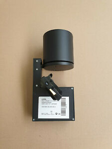 LED 3-Phasen-Stromschienenstrahler 30 Watt Leuchte warmton schwarz Lampe