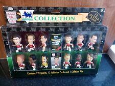 More details for corinthian premier league arsenal 12 player team pack figure collection 1995/96