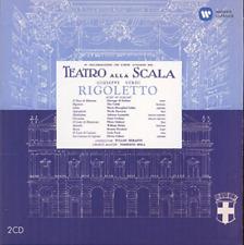 Giuseppe Verdi: Rigoletto  CD NEW